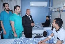 Photo of وزير النقل يطمئن على الحالة الصحية لآخر 3 مصابين في حادث تصادم قطاري الصعيد
