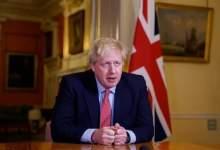 Photo of إصابة رئيس الوزراء البريطاني بوريس جونسون بفيرس كورونا
