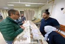 "Photo of جولة مفاجئة لمحافظ الفيوم لمراجعة استعدادات المستشفيات لمواجهة فيروس "" كرونا"