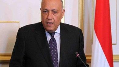 Photo of شكرى يؤكد مساندة مصر لأمن واستقرار دول الخليج العربي