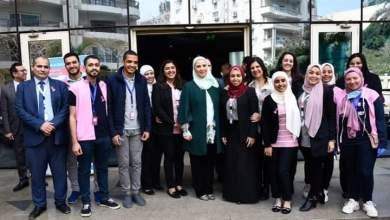 Photo of القباج تزور مؤسسة بهية وتوجه التحية لمحاربات سرطان الثدي