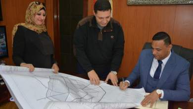 Photo of محافظ الدقهلية يعتمد المخطط الأستراتيجى لمدينة السنبلاوين