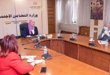 Photo of وزيرة التضامن الاجتماعي تستقبل وفد المستثمرات العرب
