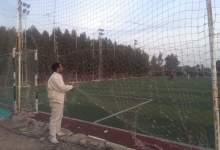 Photo of إغلاق كامل لكافة الأنشطة الرياضية والملاعب بقرية في بنها