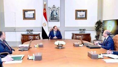Photo of السيسي: يتابع خطة تطوير المنظومة القضائية وميكنتها للتسهيل على المواطنين