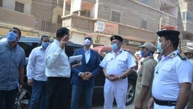 Photo of محافظ القليوبية يشهد إزالة أدوار مخالفة ببرجين بطوخ والقناطر
