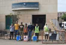 Photo of فعاليات اليوم الثانى للفريق الاغاثة بادارة شباب صنافير
