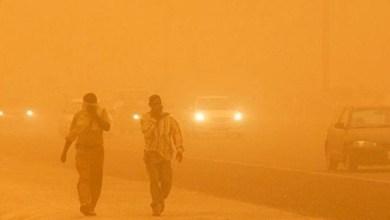 Photo of البيئة :تصدر بيان بشأن تأثير العوامل الجوية على جودة الهواء