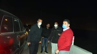 Photo of محافظ القليوبية يقوم بجولة مفاجئة مساء امس الجمعة لمتابعة الالتزام بحظر التجوال بالخانكة