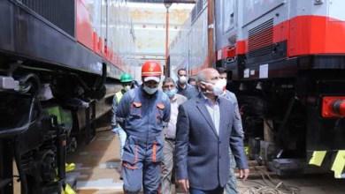 Photo of السكة الحديد: تشغيل 5 قطارات إضافية بالوجه البحري غدًا 8 أبريل 2020