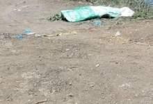 Photo of العثور على جثمان مجهول لشاب موثق اليدين داخل مصرف في صان الحجر بالشرقيه