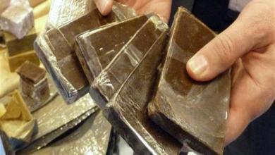 Photo of مكافحة المخدرات بالقليوبية تضبط عاطلا بـ18 فرش حشيش و10 آلاف جنيه بالخانكة