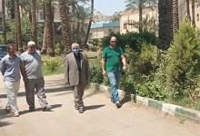 """Photo of """"الزراعة"""" تتابع أداء المعاهد والمعامل البحثية ثالث أيام العيد"""