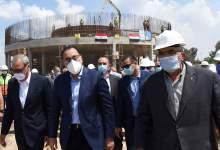 Photo of رئيس الوزراء يتفقد الأعمال الإنشائية لمحطة مياه المنشأة الكبرى بكفر شكر بالقليوبية