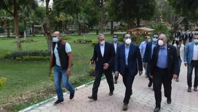 """Photo of """"مدبولى"""" يتفقد أعمال تطوير منطقة الشاليهات ضمن مخطط تطوير جزيرة الشعير بالقناطر الخيرية"""