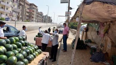 "Photo of بالصور… ""الهجان"" يقود حملة لتطهير كباري الرياح التوفيقي بمدينة بنها"