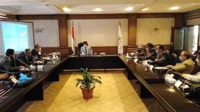 "Photo of ""وزير الرياضة"" يبحث مع اللجنة الطبية ضوابط وإجراءات عودة النشاط"