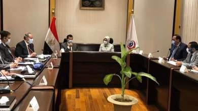 """Photo of وزيرا """"الصحة"""" و """"الرياضة"""" يبحثان تعزيز التعاون للتصدي لفيروس كورونا المستجد"""