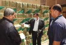 Photo of تعليم المنوفية تواصل إستلام وتوزيع معدات وأجهزة التعقيم وتجهيز مقار اللجان