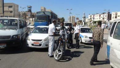 Photo of ضبط 89 مخالفة سير بدون ترخيص