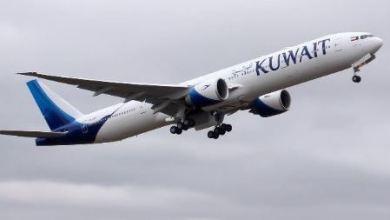 "Photo of ""الطيران الكويتي"": 4108 عالقين مصريين يغادرون لـ3 محافظات عبر 21 رحلة"