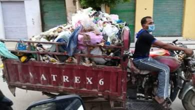 Photo of أعمال النظافة بمنظومة الفتره المسائيه بمدينة