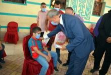 Photo of محافظ القليوبية يشارك الأيتام فرحة عيد الأضحى المبارك