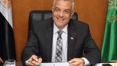 Photo of رئيس جامعة المنوفيه يتفقد كلية طب أسنان