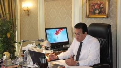 Photo of وزير التعليم العالي يلتقي وفد شركة «سيسكو» العالمية