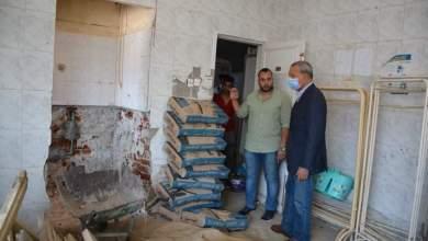Photo of محافظ القليوبية يشهد إطلاق التيار الكهربائي بمستشفى كفر شكر المركزي