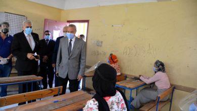 Photo of محافظ القليوبية يتفقد لجان الامتحان للمدرسة الفندقية ببنها