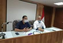 """Photo of """"الصبروط"""" يؤكد علي ضرورة الإلتزام بالاجراءات الإحترازية بمراكز الشباب بالقليوبية"""