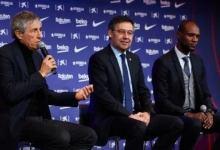 Photo of تعاقد اداره نادي برشلونة مع مع الهولندي رونالد كومان لتدريب الفريق لمدة ثلاثة مواسم