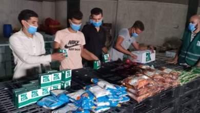 Photo of بالصور … شباب مصر يشاركون في تجهيز مواد الإغاثة المقدمة للشعب اللبناني