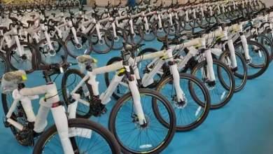 Photo of الشباب والرياضة تبدأ تسليم دراجات المرحلة الثانية من مبادرة