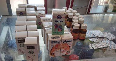 Photo of ضبط 11 ألف عبوة دوائية مجهولة المصدر ومنتهية الصلاحية بالشرقية