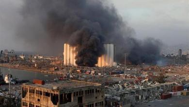 """Photo of لبنان: انفجار """"عين قانا"""" يتسبب في أضرار كبيرة بالمبنى بؤرة الانفجار"""
