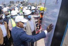 Photo of وزير النقل يتابع معدلات تنفيذ عدد من المشروعات بميناء الاسكندرية