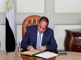 Photo of الرئيس السيسي يصدق على قانون تقسيم دوائر انتخابات مجلس النواب
