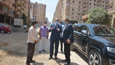 Photo of محافظ القليوبية يتفقد أعمال إستكمال رصف المرحلة الثانية من طريق طراد النيل ببنها