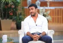 """Photo of أحمد العوضي: """"أحلى تكريم عندما قال الرئيس عبد الفتاح السيسي مصطلح """" الله المستعان""""."""