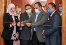 Photo of بالصور.. افتتاح معرض توظيف المنتجات النسيجية الابتكارية بنوعية بنها