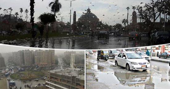Photo of الطقس… أمطار رعدية على السواحل الشمالية غدا وخفيفة بالقاهرة