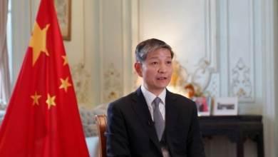 Photo of سفير الصين بالقاهرة يكرم طفل مصري لفوزه بجائزة قصص الأطفال الدولية