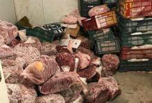 Photo of مباحث التموين: ضبط 5 أطنان لحوم فاسدة داخل مصنع بدون تراخيص فى المرج