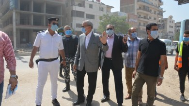 Photo of افتتاح شارع أحمد عبد الموجود بمدينة بنها بعد إغلاقه لأكثر من ٩سنوات