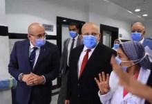 Photo of الخشت يعلن عن الإنتهاء من أعمال التطوير بمستشفى القصر العيني
