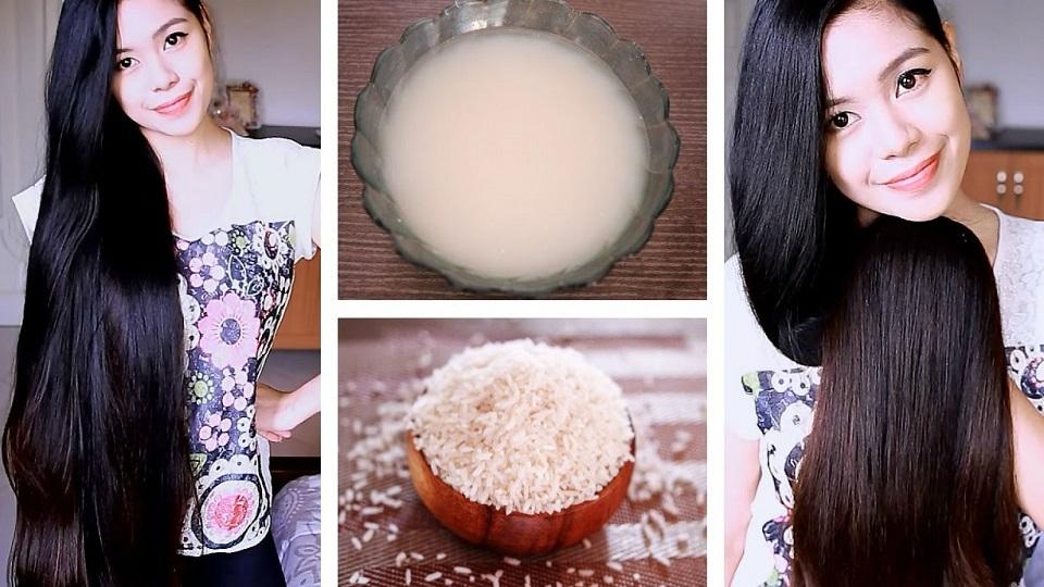 ماء الأرز