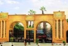 "Photo of عمليات تطوير المدرجات …..وقاعة لـ "" أون لاين""يتابعها رئيس جامعة المنصورة"