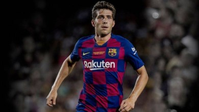 Photo of برشلونة الإسباني يعلن غياب سيرجي روبيرتو شهرين بسبب الإصابة